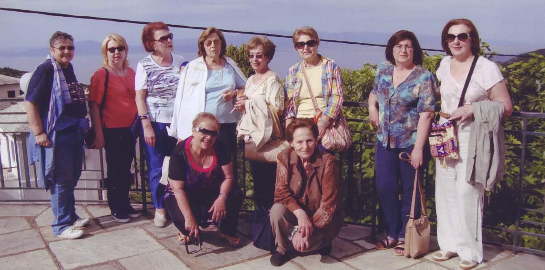 Εκδρομή Μελών ΧΕΝ Π. Φαλήρου, Βόλος Μαγνησία, 2014