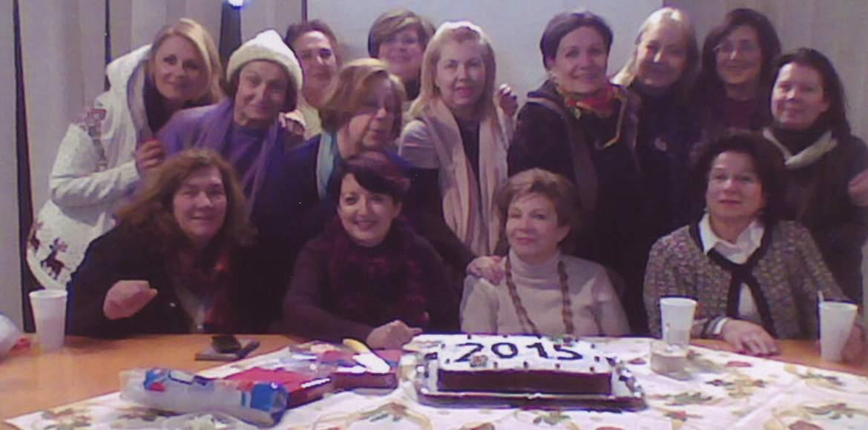Κοπή Πρωτοχρονιάτικης Πίτας ΧΕΝ Π. Φαλήρου, 2015